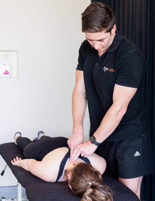 Neck pain Canberra